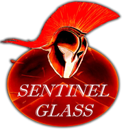 Sentinel Glass Logo